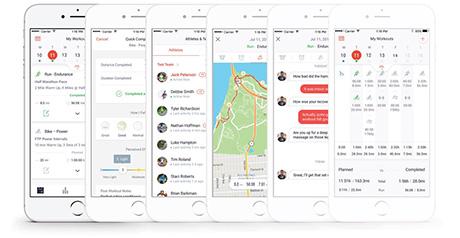 Aplicación-móvil-entrenar-online