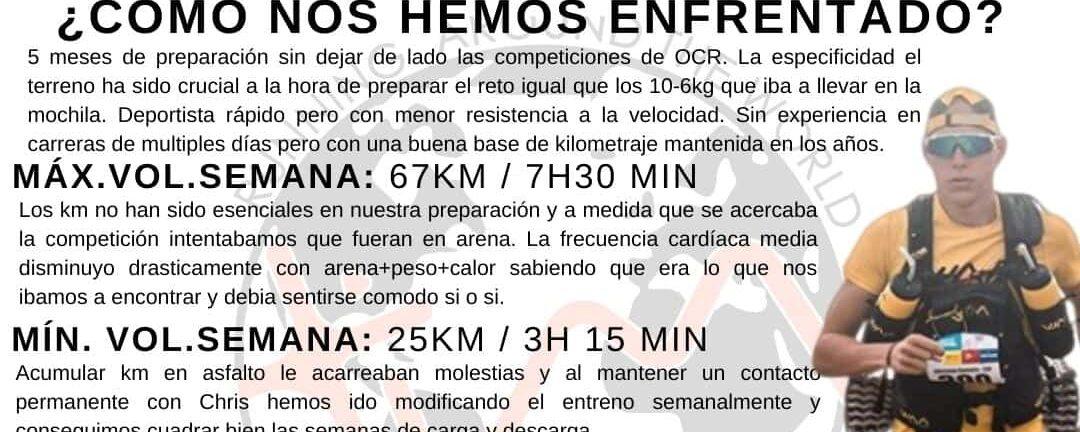 Entrenamiento para Half Marathon Fuerteventura