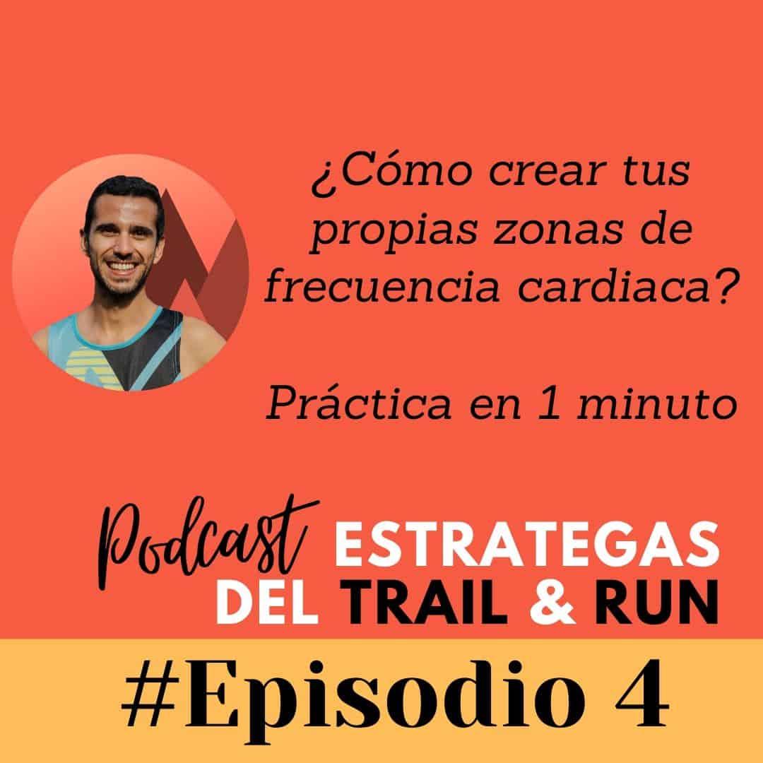 Calcular zonas frecuencia cardiaca trail running