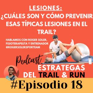 Trail running lesiones