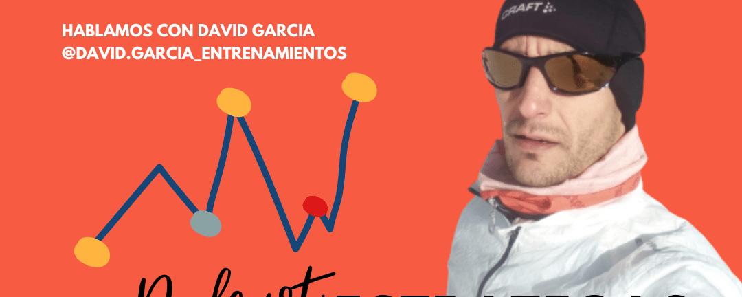 Los primeros pasos en el entrenamiento de potencia en trail running. Hablamos con David García